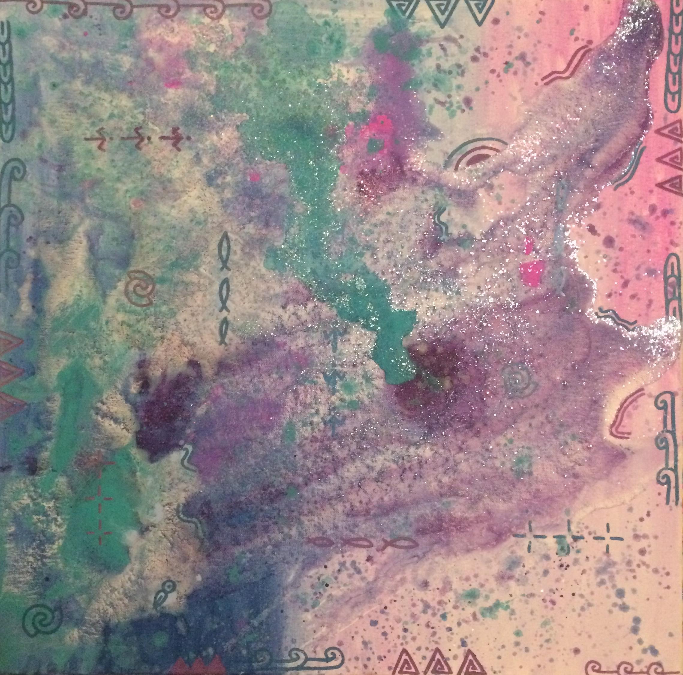 'Hinemoana I'  by Taryn Beri. Click   HERE   to purchase.