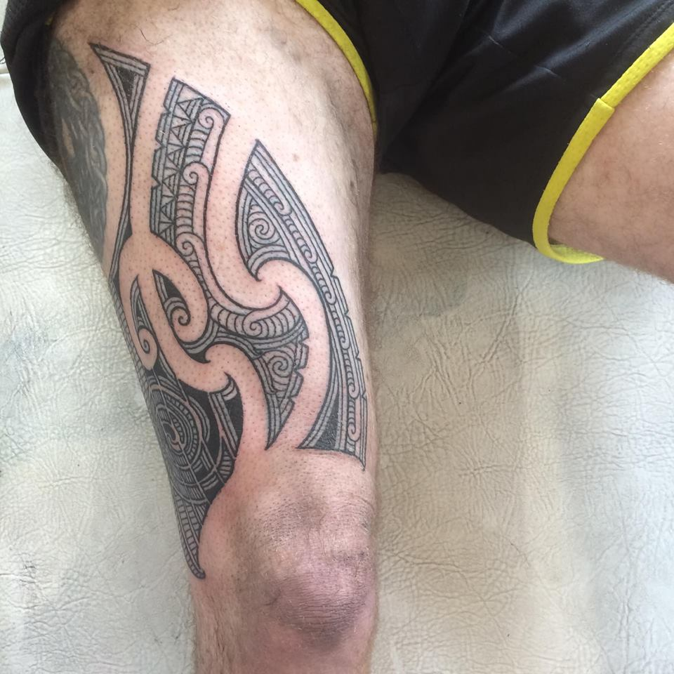 ta moko maori tattoo london