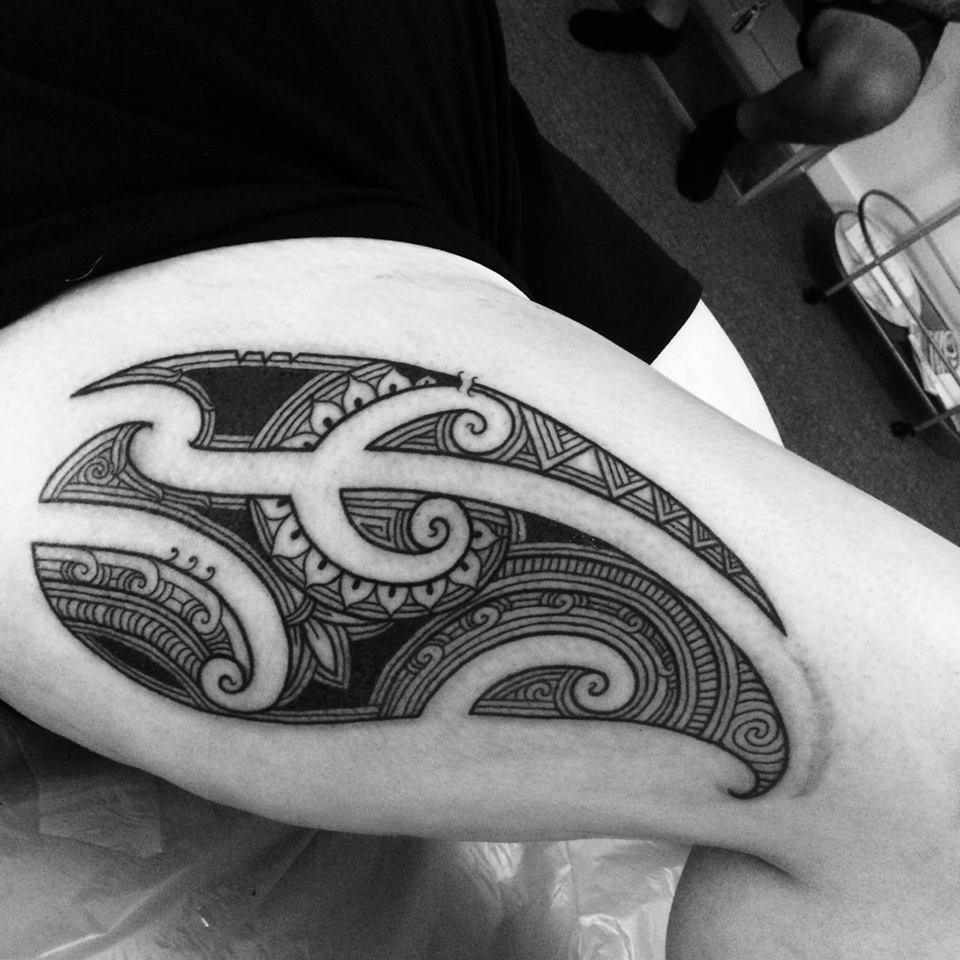 ta moko maori tattoo london wellington perth