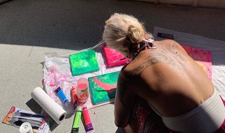 maori+art+artists+otaki+kapiti+coast+moko+tattoo+wahine