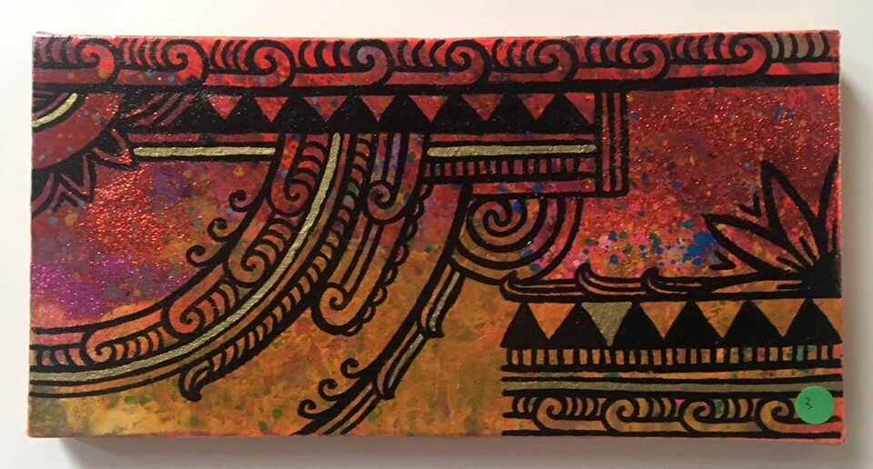 'HE AO HOU II' FOR SALE AT TOI MATARAU GALLERY.
