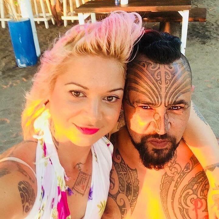 panama maori tattoo