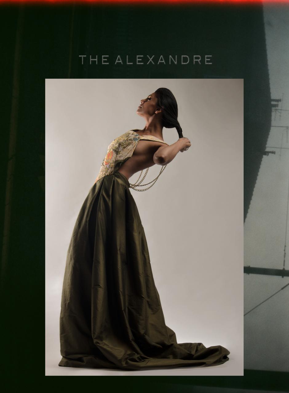 "Alexandre Dorriz,  Fall/Winter 2014, Derivative; Rimini) , 2014. Archival Inkjet Print, 30"" x 42"".   www.thealexandre.com"