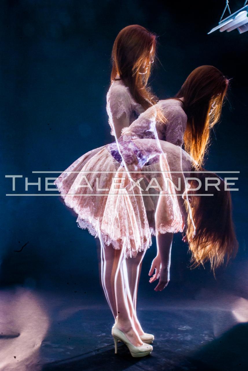 """Alexandre Dorriz,  Fall/Winter 2013 , 2013. Archival Inkjet Print, 27"""" x 40"""".   www.thealexandre.com"""