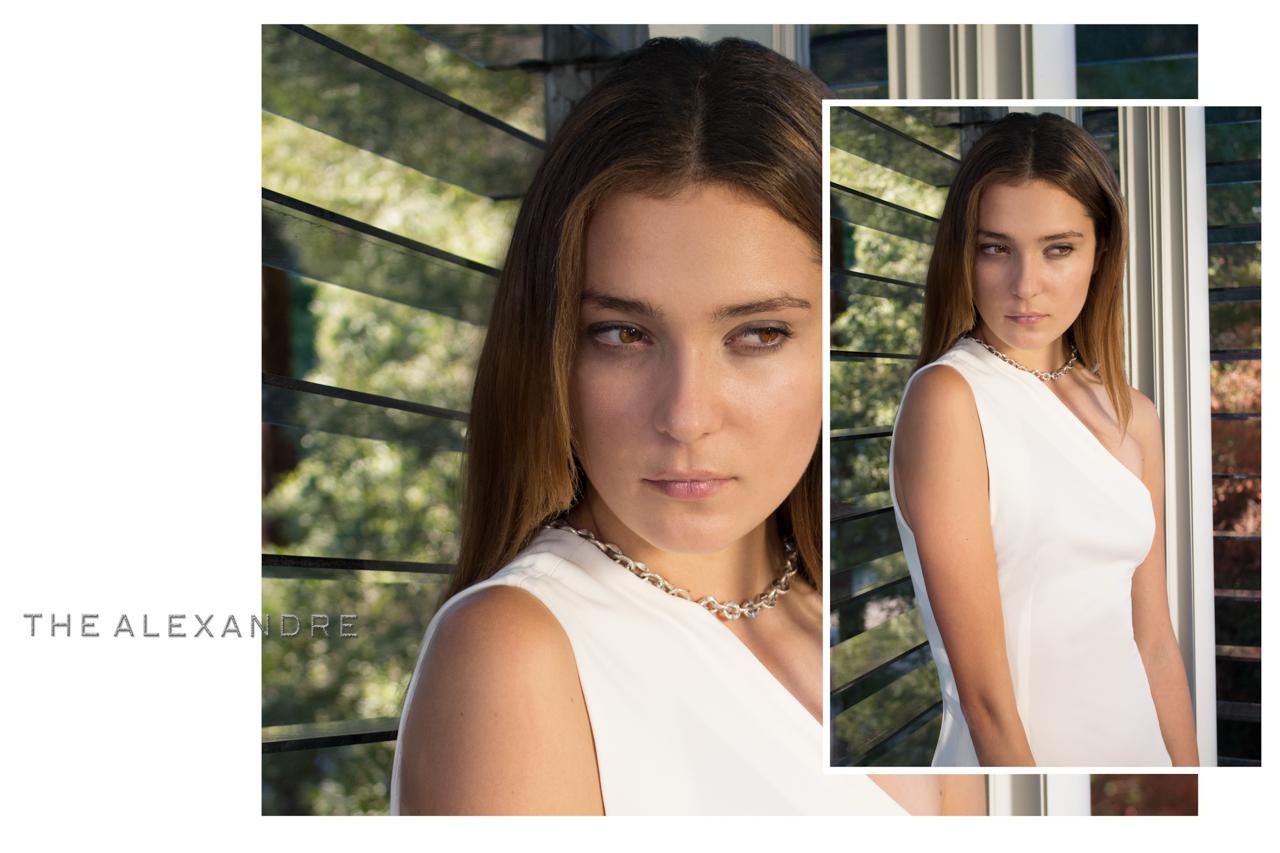 "Alexandre Dorriz,  Spring/Summer 2015 Ready-to-Wear , 2014. Archival Inkjet Print, 42"" x 28"".   www.thealexandre.com"