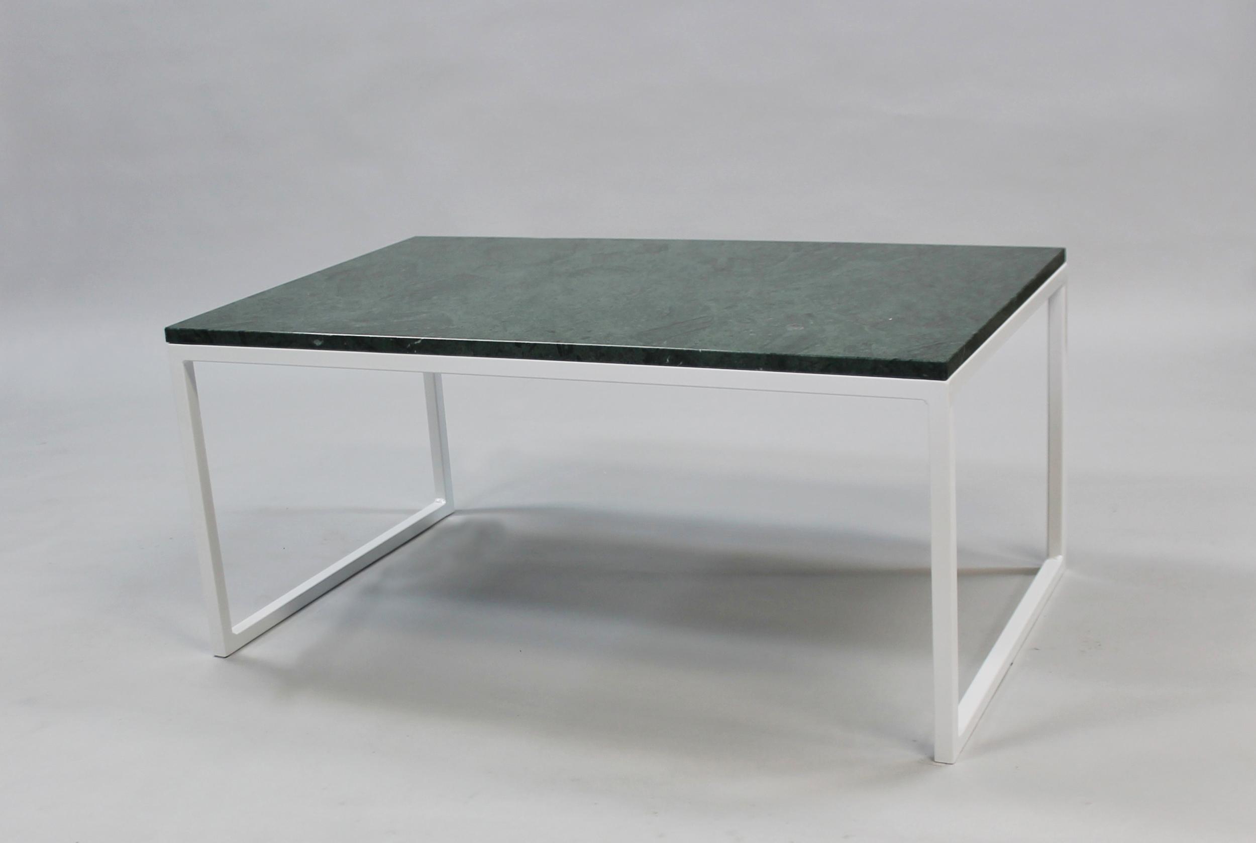 Marmorbord, grön  - 100x60 x  45  cm, vitt underrede halvkub  Pris 6 000 :-  inkl frakt  Pris nu 4000:- inkl frakt    Finns även i 120x60 cm -   pris 7 000:- inkl frakt   Pris nu 4500:- inkl frakt