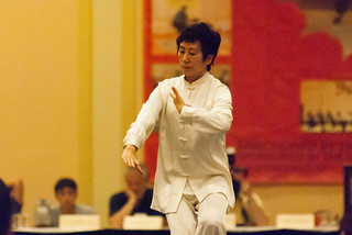 Tai Chi is an activity that can be beneficial for the root chakra. Photo: Some rights reserved by The Eggplant