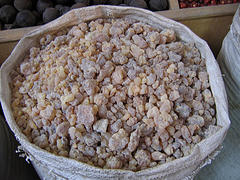 Frankincense Photo:  Some rights reserved  by  mamamusings