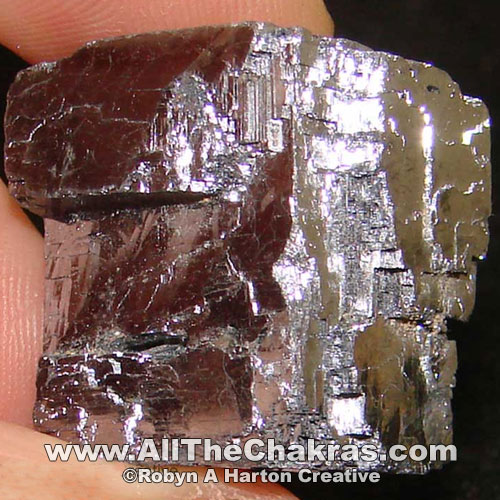 Galena is a root chakra stone.