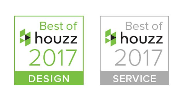 STUDIO ROBERT JAMIESON named Best of Houzz 2017