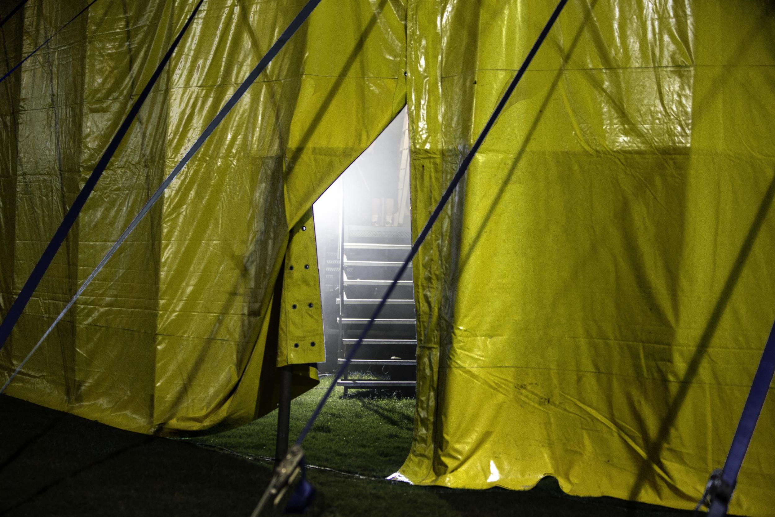 Enter the Redbull Tent | St Jeromes Laneway Festival, Brisbane