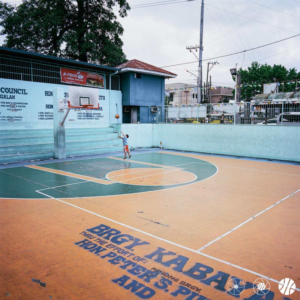 Kabayanan Barangay, Manila