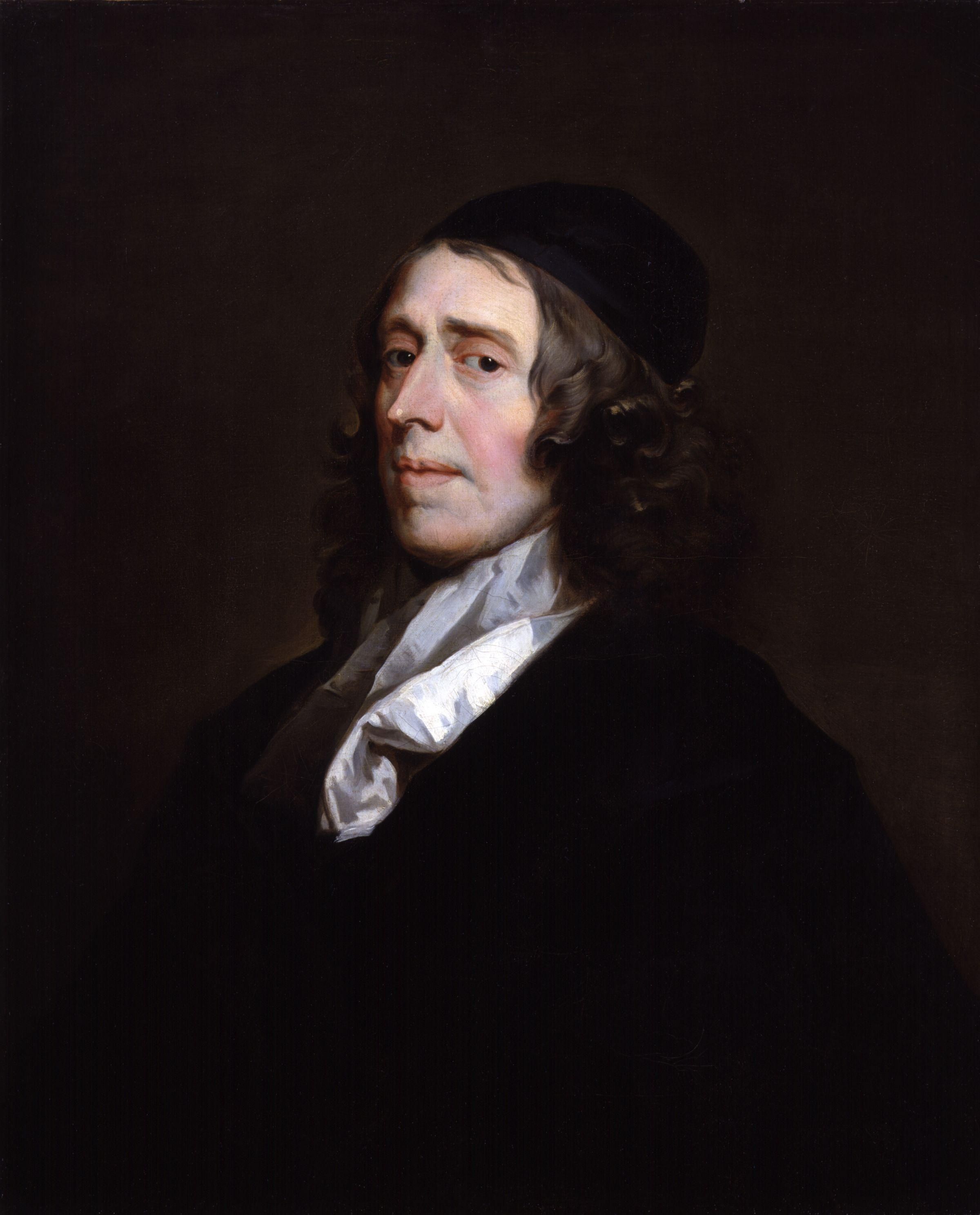 Photo of John Owen by  Wikipedia
