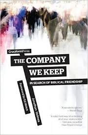 The Company We Keep By Jonathan Holmes  By on Amazon