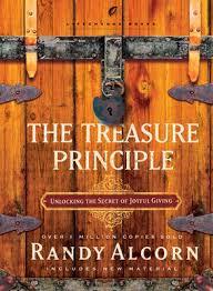 The Treasure PRinciple By Randy Alcorn  Buy on Amazon