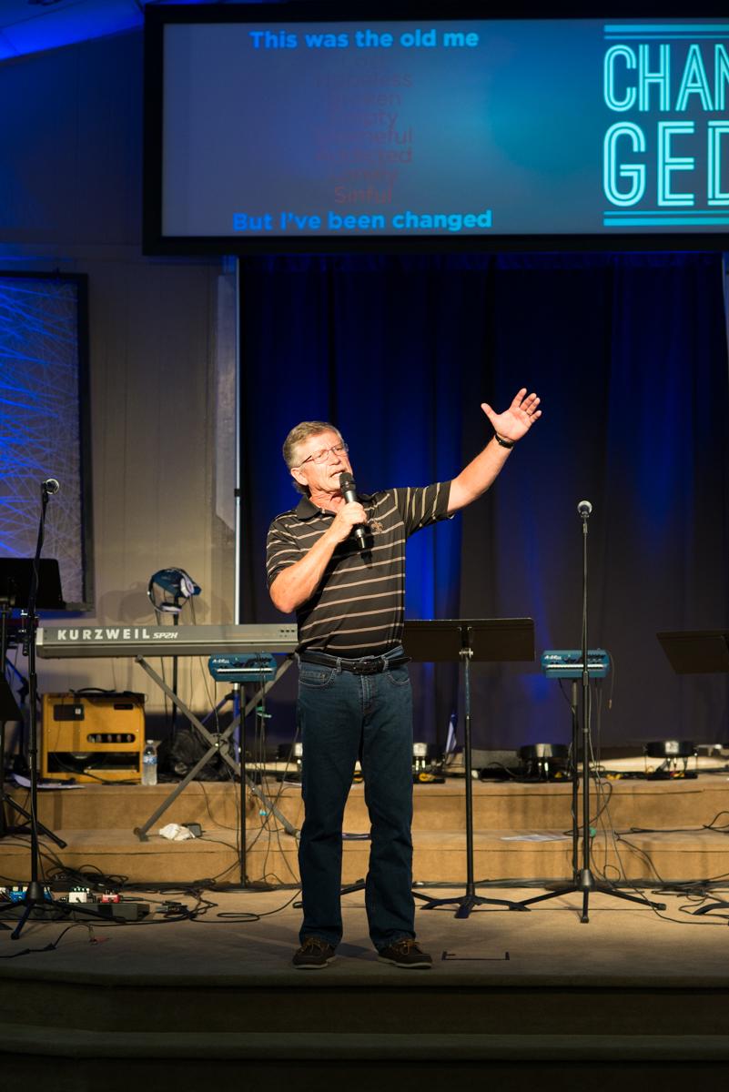 Dr. Don Wilton (August 2013) Pastor, FBC Spartanburg
