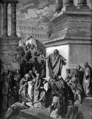 Illustration by Gustave Doré