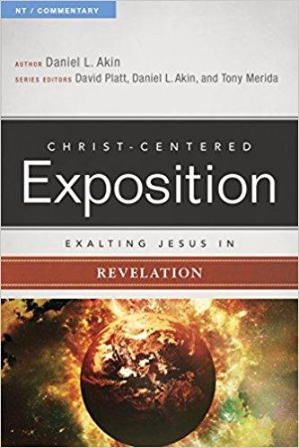 Exalting Christ in Revelation by DAniel AKin  Buy On Amazon