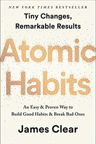 Atomic Habits James Clear  Amazon   iBooks
