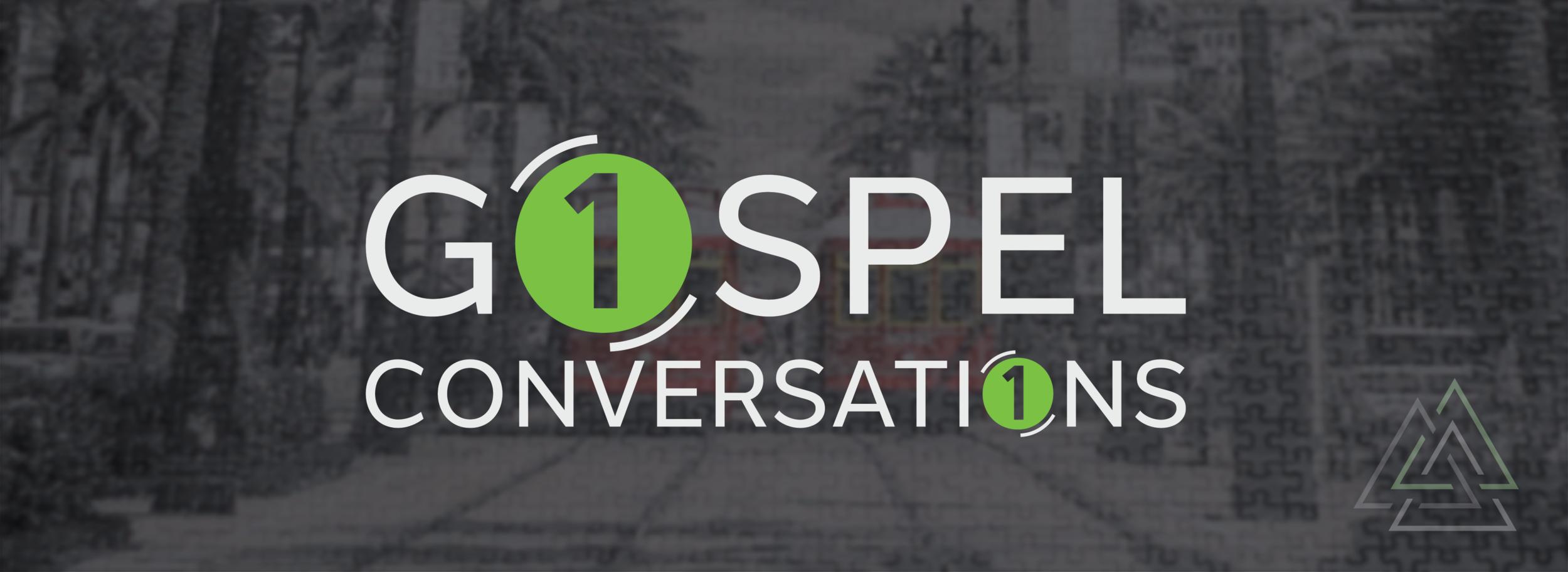 Gospel Conversations July 2019 Romans