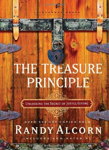 The Treasure Principle Randy Alcorn  Amazon   ibooks