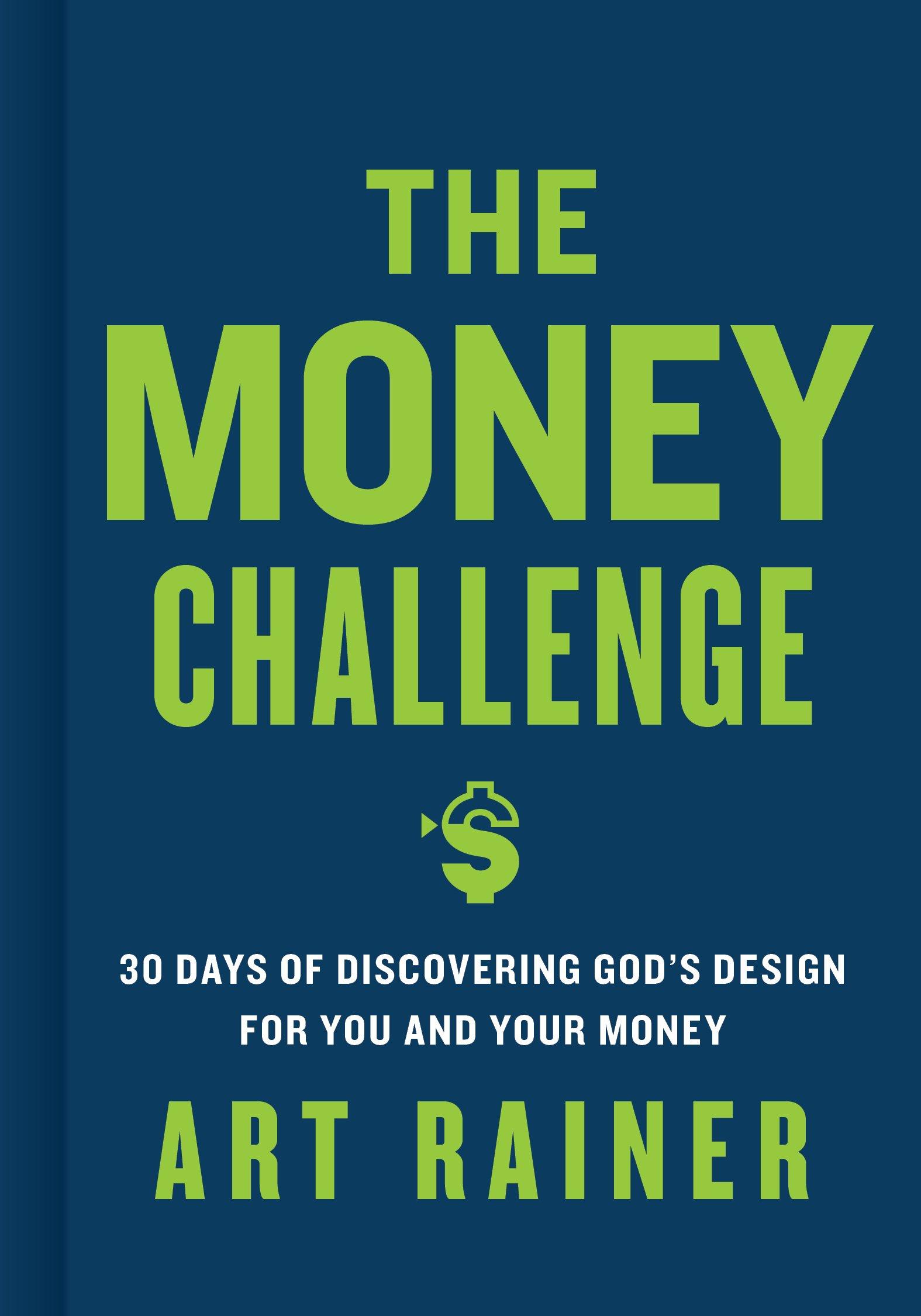 The Money Challenge Art Rainer  Amazon   iBooks