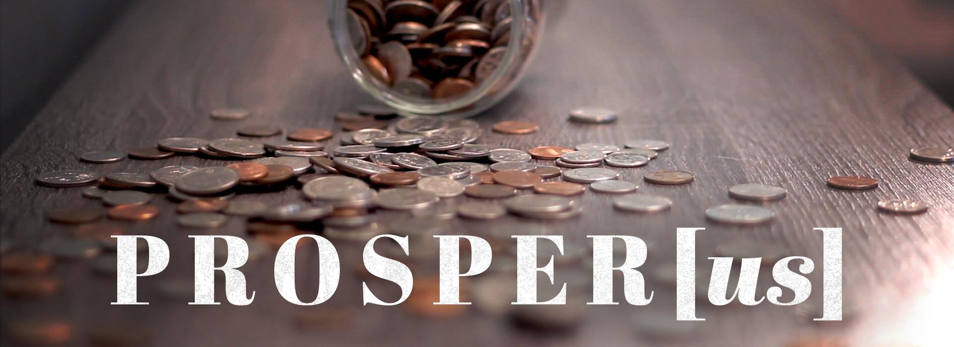 Prosper[us] September 2019 2 Corinthians 8–9