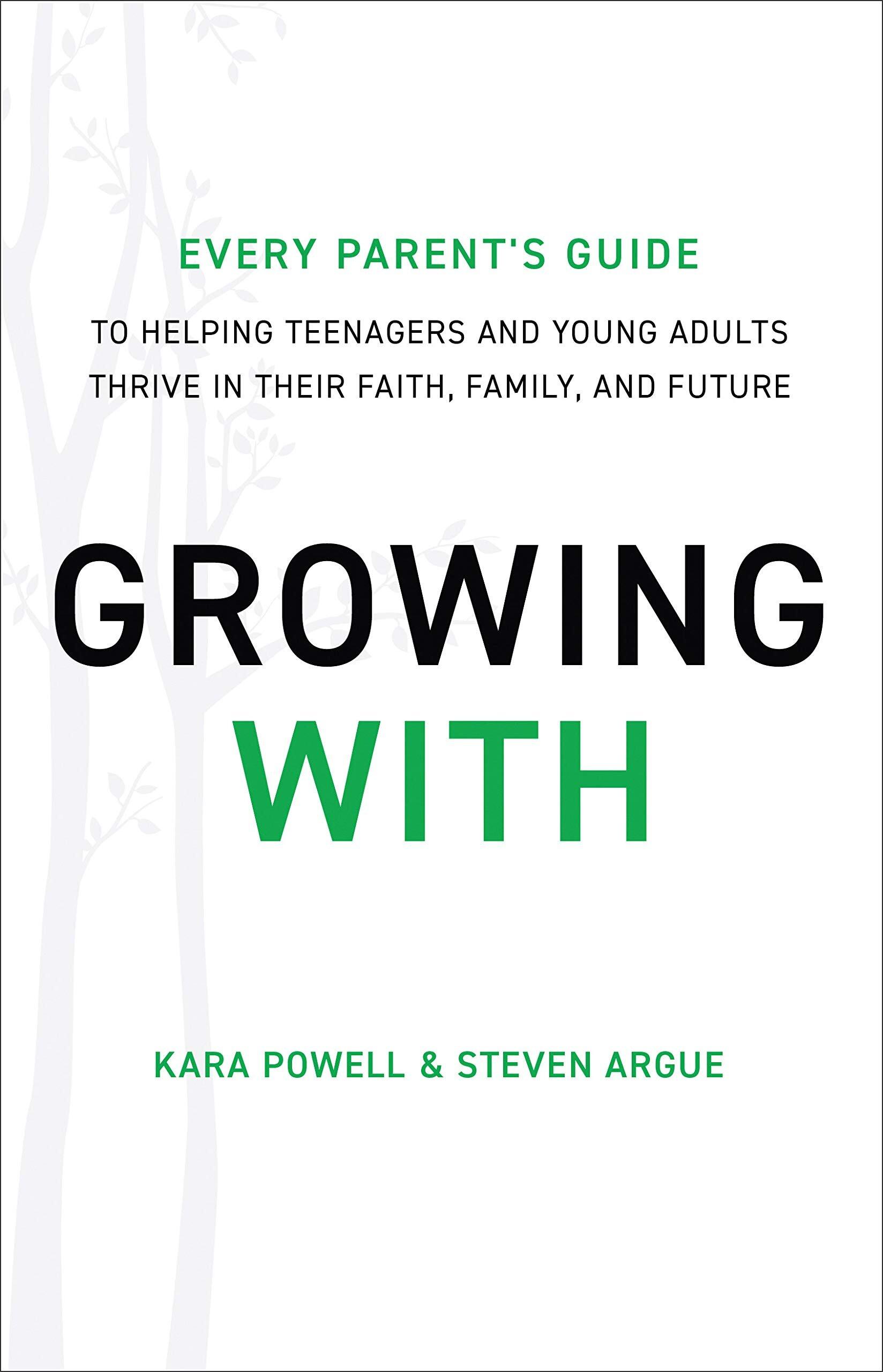 Growing With Kara Powell & Steven Argue  Orange   Amazon   Ibooks
