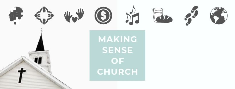 Why would anyone go to church? Let's learn about this crazy, amazing, confusing, beautiful family that Jesus is creating. Join us as we begin making sense of church this Sunday, June 9th.