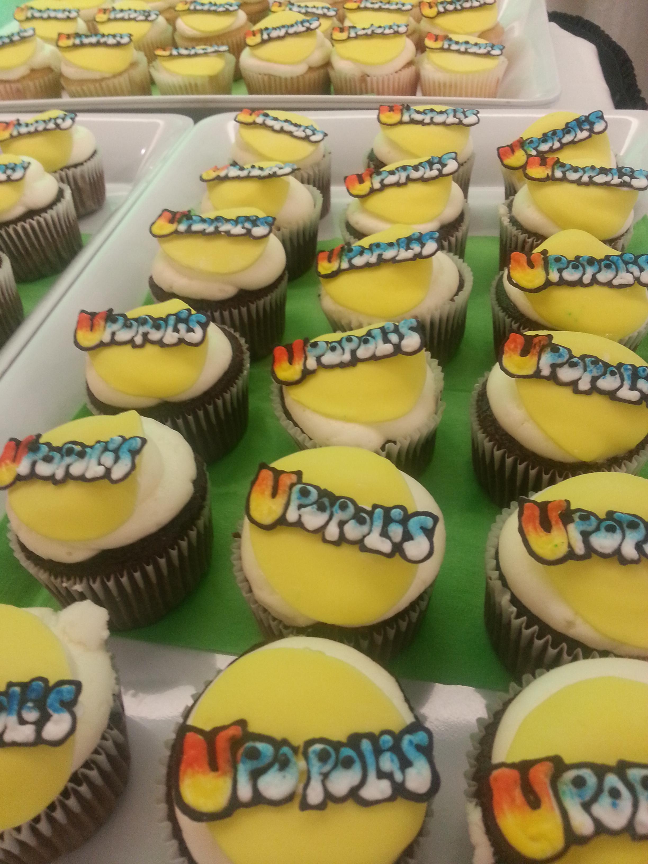 Celebratory Cupcakes!