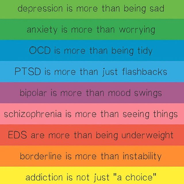 """Mental Health Awareness month may be over, but I'm definitely not done writing about mental health! Today on the blog, I'm continuing my """"Mental Illnesses Aren't Adjectives"""" series with a post about schizophrenia. You can click on the link in my bio to check it out!"""