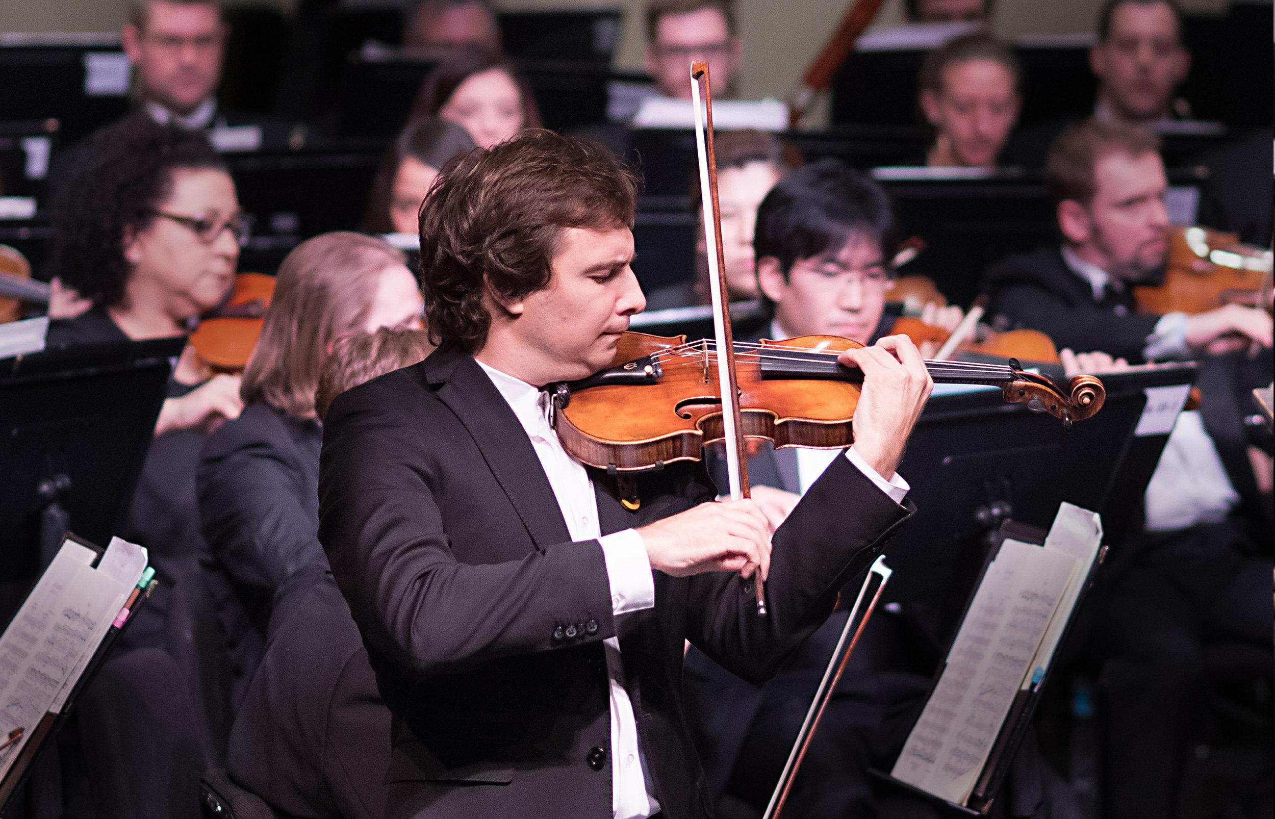 Oleg Larshin, guest artist