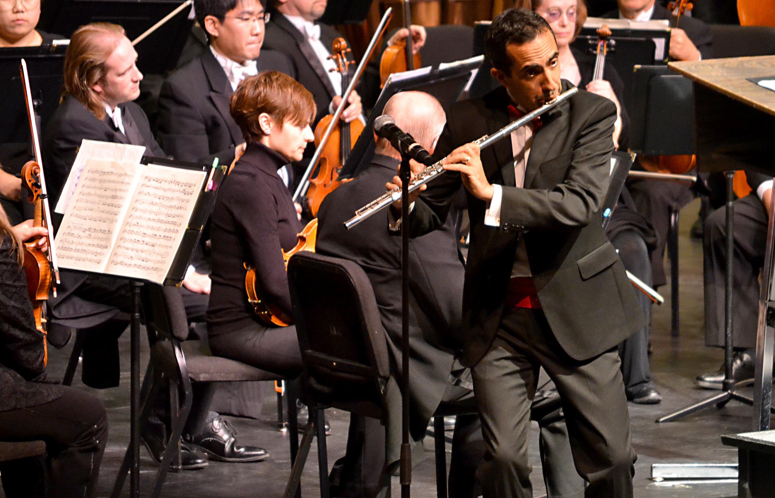 Joaquin Melo, guest artist