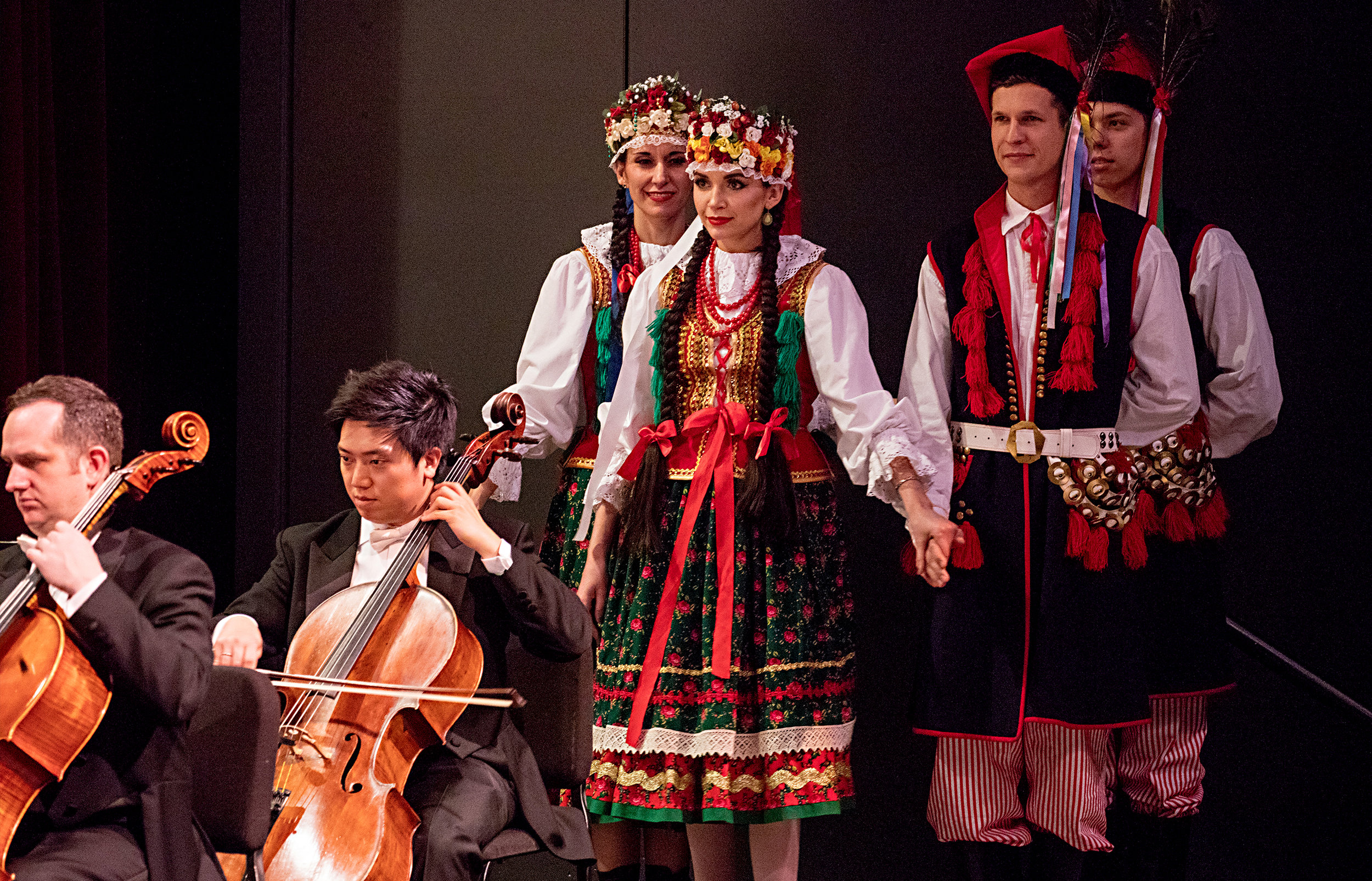 Polish Guest Dancers