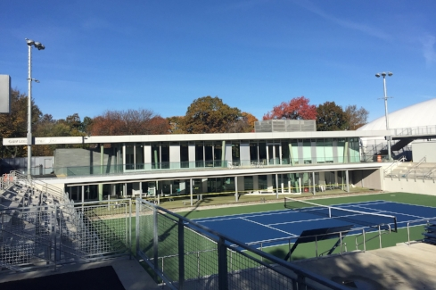 Cary Leeds Tennis Center, Bronx NY   New York Junior Tennis League  Project Management and Legal Counsel