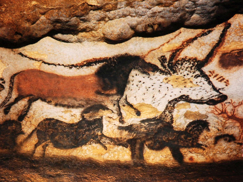 Cave paintings of Lascaux