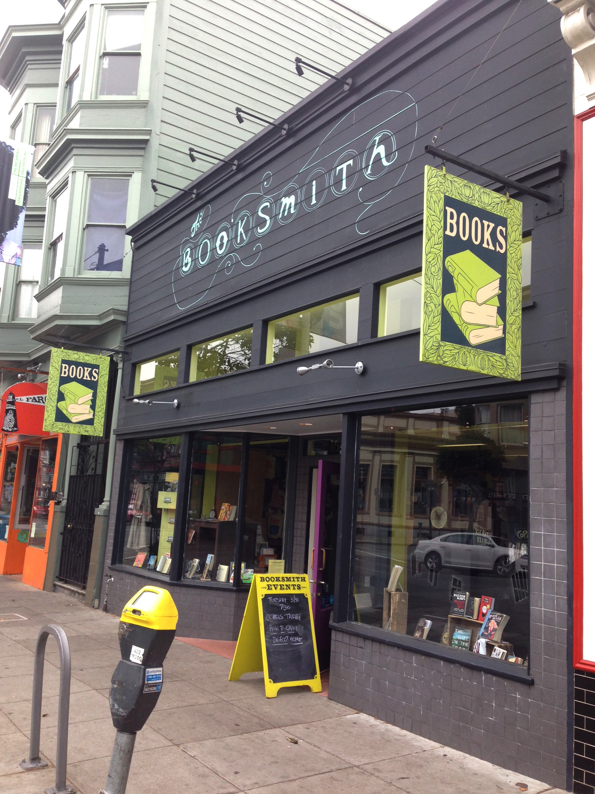 The Booksmith
