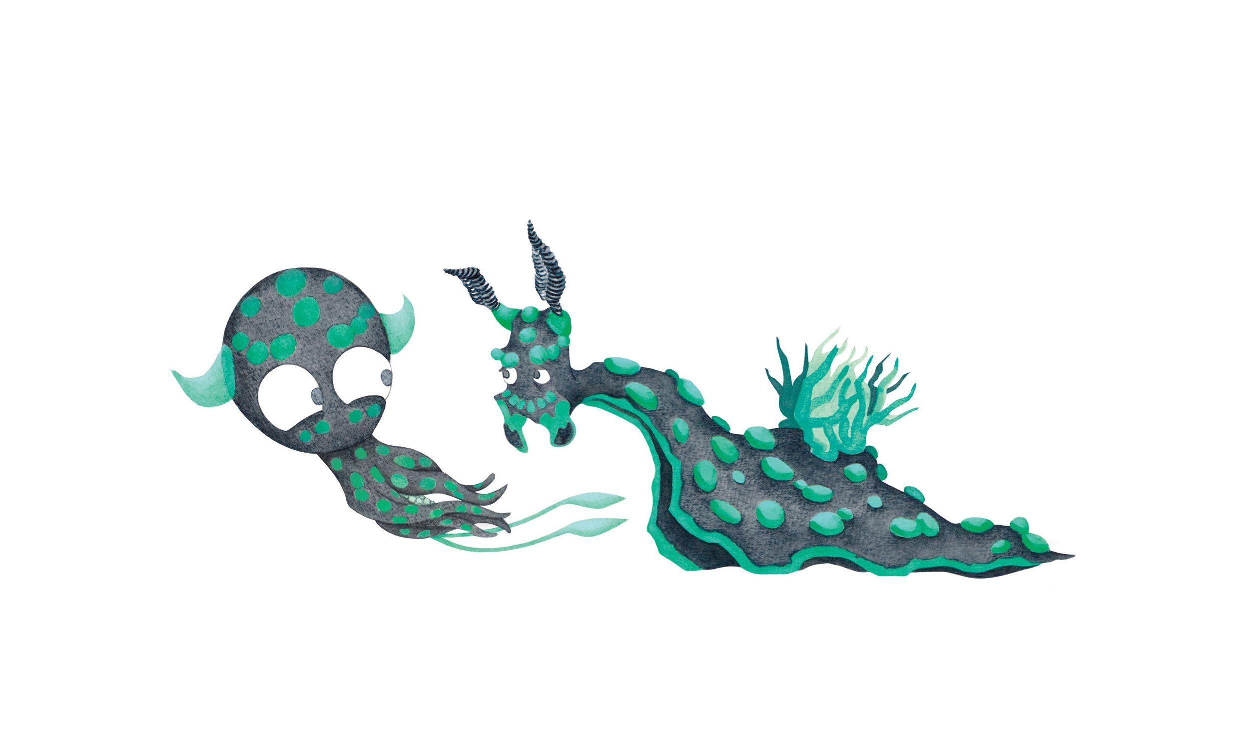 Nembrotha Cristata Sea Slug