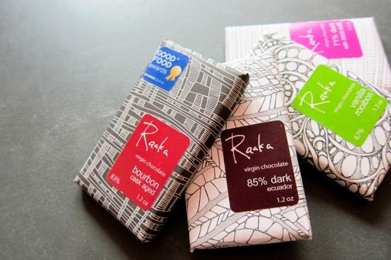 Raaka Co. Virgin Chocolate