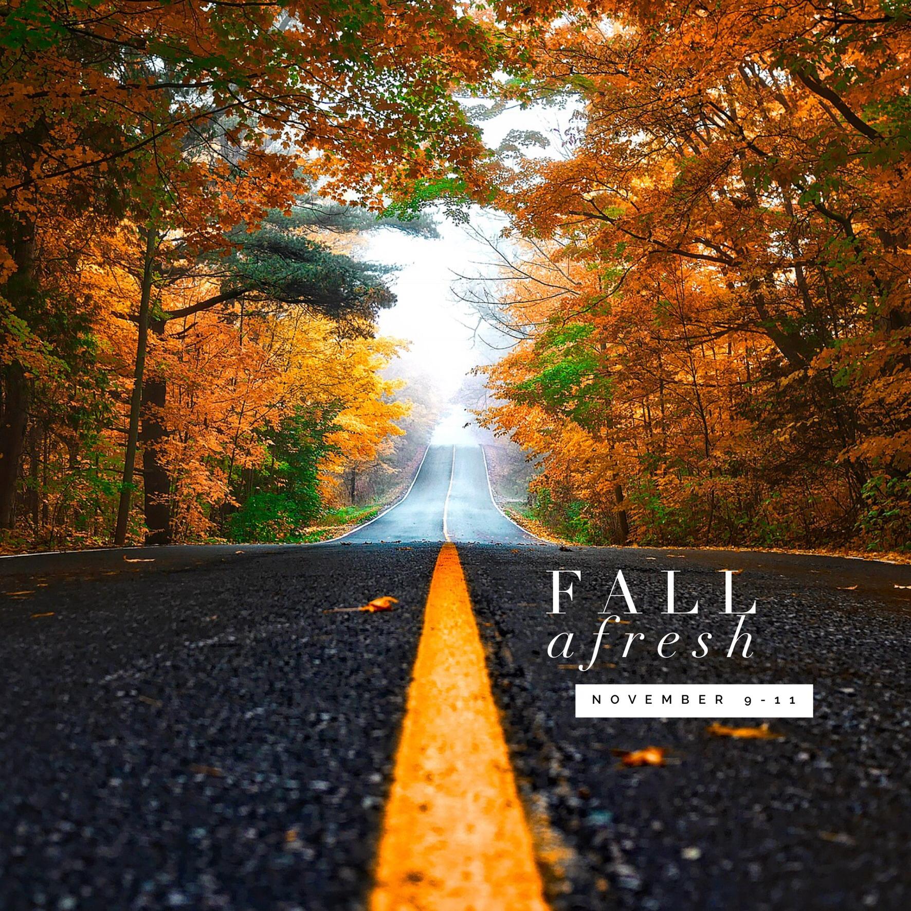 FallAfresh