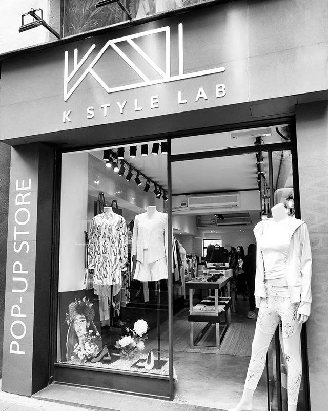 Open from 11:30AM to 8:30PM🛍️ #shop #popup #designers #hongkong #kstyle #boutique #leahnewyork #soho #ootd