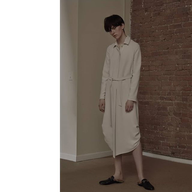 🛍️ Take a look at FW18 Mysterious Winter at the link on bio or, go to www.leahny.com 👈  #leahnewyork #fashion #designer #style #lookbook #collection #madeinny #signature #ootd