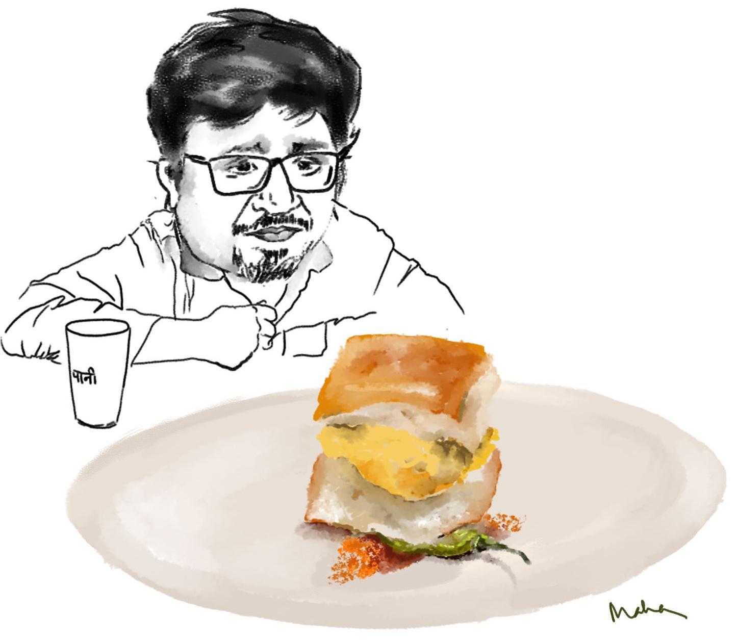 Abhishek Mukherjee - The Data Nit-picker