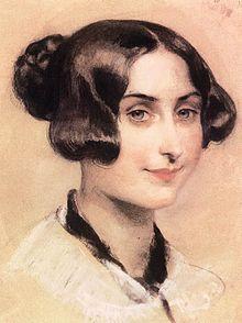 Brocky,_Karoly_-_Portrait_of_Elisabeth_Barrett-Browning_(1839-44).jpg