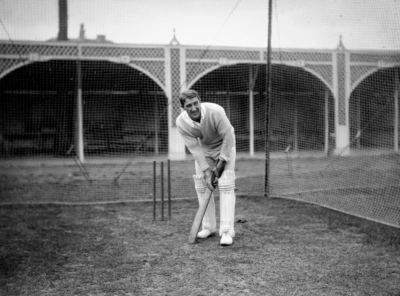 Faulkner: He was a champion batsman as well