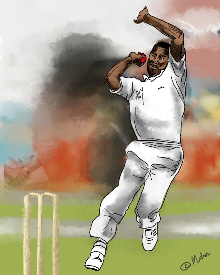 Malcolm Marshall: Frightening pace mingled with subtleties — Cricket