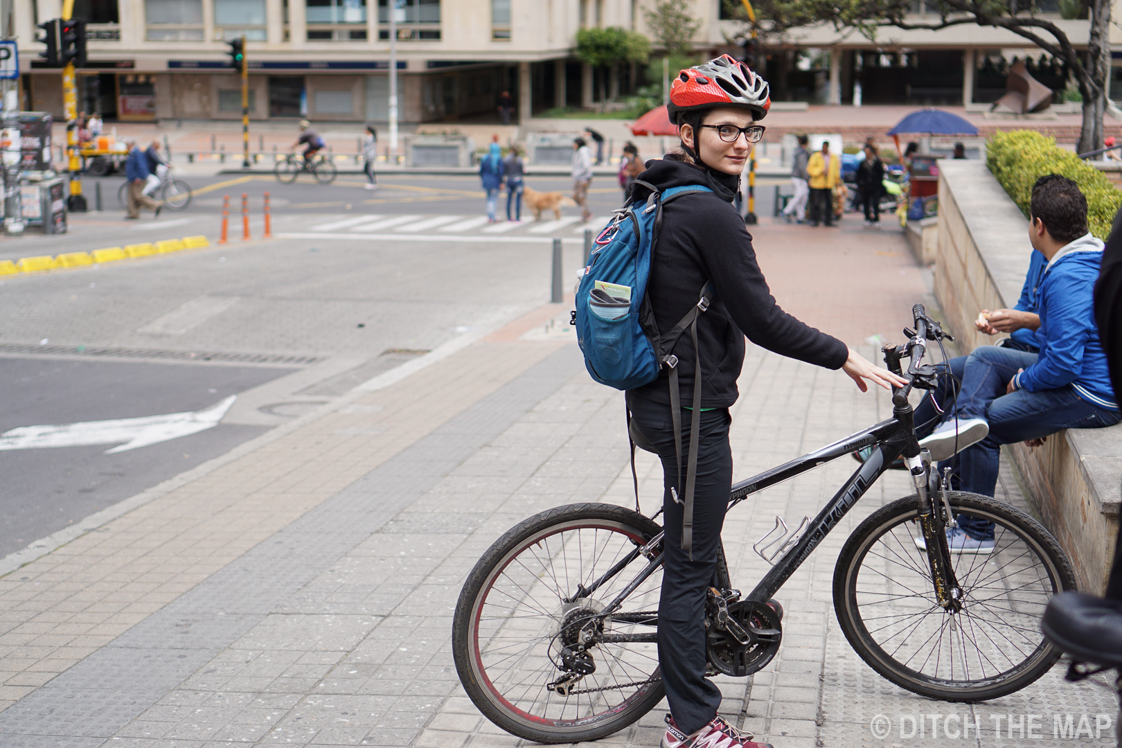 Bike Tour in Bogota, Colombia