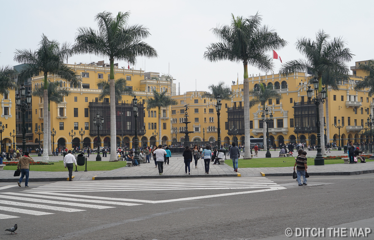 Central Lima, Peru