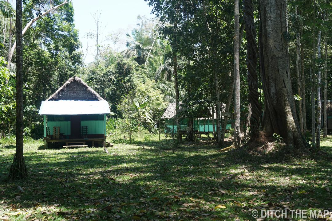 Our Jungle Lodge in the Amazon, Bolivia