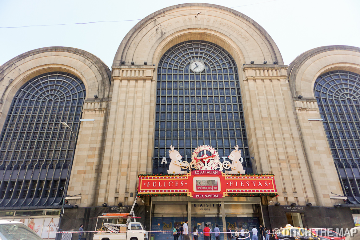 Abasto Mall in Buenos Aires, Argentina
